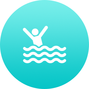 Swim Lesson Icon