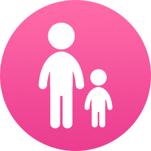 Parent Child Icon