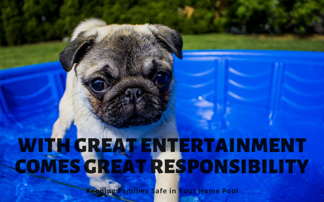 With Great Entertainment Comes Great Responsibility: Keeping Families Safe in Your Home Pool